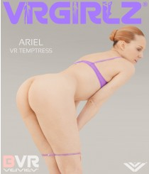 Ariel in Purple